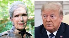 Trump rape accuser adds to former president's legal woes by asking court to keep defamation lawsuit alive