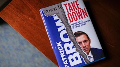 Patrick Brown comes out swinging in new tell-all book