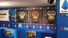 Italian Football Anti-Racism Campaign Featuring Monkeys Branded A 'Sick Joke'