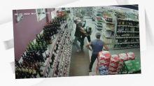 Alpes-Maritimes: le salarié d'un supermarché interpellé après avoir mal porté son masque