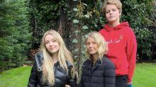 Gwyneth Paltrow comparte una rara foto en Instagram con sus dos hijos