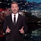 Jimmy Kimmel Sends Off Sarah Huckabee Sanders: She's Never Looked 'So Happy'