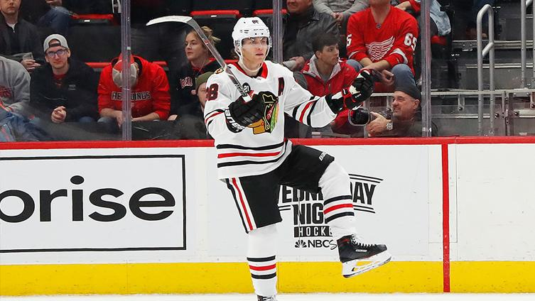 Four takeaways: Patrick Kane plays overtime hero for Blackhawks, who briefly pull inside playoff picture