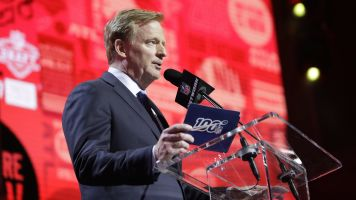 Goodell not delaying NFL draft has some unhappy