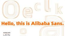 Monotype Unveils Alibaba Sans, a Custom Brand Typeface for the Alibaba Group