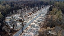 Northern California town of Paradise lost 90% of its population after Camp Fire, data shows
