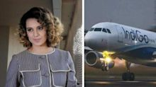 9 barred by IndiGo over unruly conduct on Kangana's flight