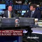Cramer: The US can't compete in 5G without a T-Mobile-Sprint merger