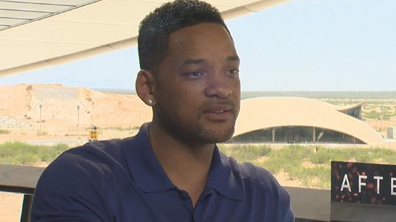 Will Smith Discusses Why He Doesn't Punish His Kids