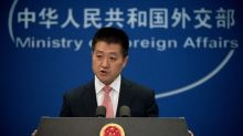 China urges US to 'correct mistake' on Taiwan