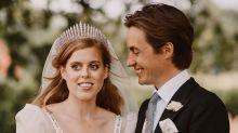 Buckingham Palace Releases Two New Photos from Princess Beatrice and Edoardo Mapelli Mozzi's Wedding