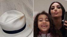 Kim Kardashian Buys North, 6, Michael Jackson's 'Smooth Criminal' Hat — with Makeup Still on It
