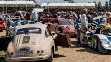 GOODWOOD FESTIVAL OF SPEED 世界級速度的狂歡