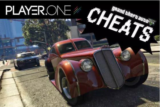 Neue Gta 5 Cheats