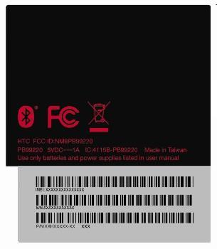 HTC Desire with North American 3G graces FCC with its presence