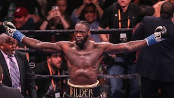 Deontay Wilder always prefers the knockout