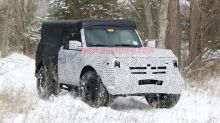 Ford tells dealers the Bronco is weeks away from its global debut