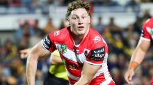 Mann sees future in Dragons halves move