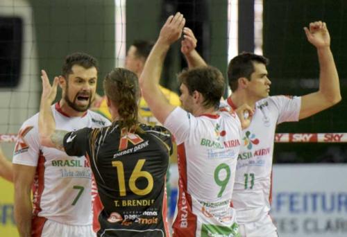 Vôlei Kirin e Montes Claros encerram a segunda rodada da Superliga