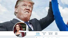 Twitter suspended Britain First leaders Paul Golding and Jayda Fransen in a massive hate purge (TWTR)
