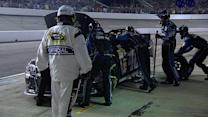 Johnson faces electrical issues