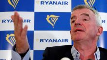 Ryanair CEO's new share option scheme targets doubling profit in five years