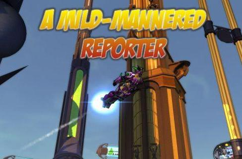 A Mild-Mannered Reporter: Champions Online, Lemurian events, and you