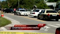 NC attempted murder suspect crashes into Volusia officials, police say