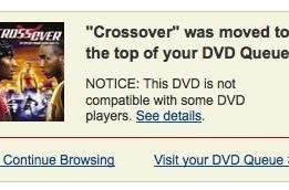 The 13 Netflix DVDs still featuring ARccOS copy protection