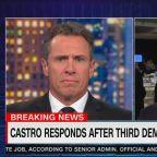 Chris Cuomo repeatedly presses Julián Castro over Joe Biden 'cheap shot'