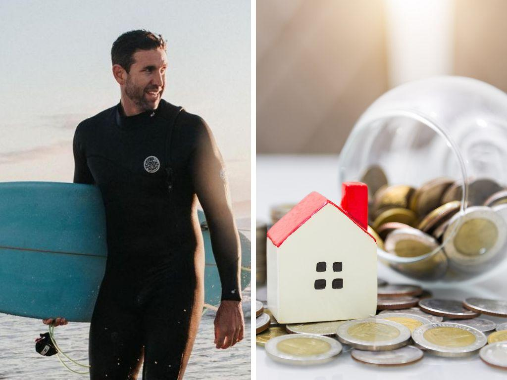 4 tips to property investing from a surfer-turned-property-specialist