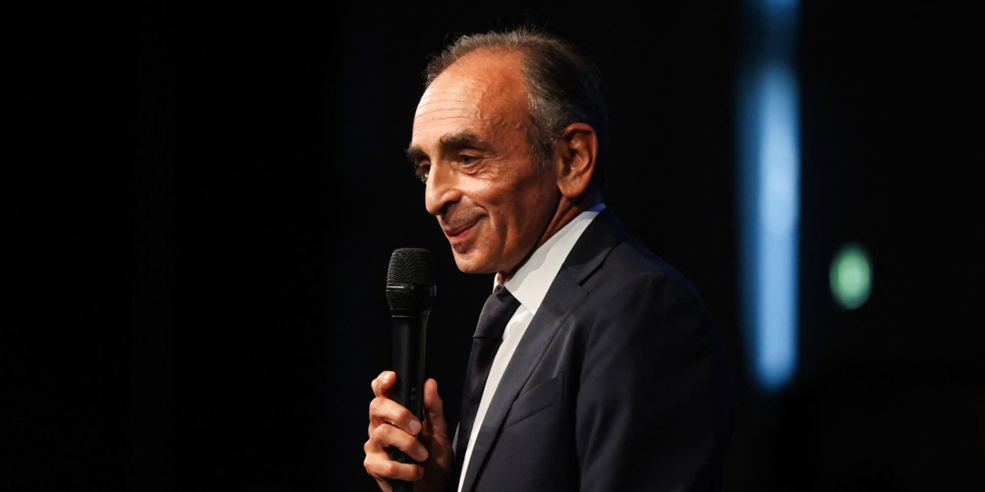 Gilbert Collard, Robert Ménard... Éric Zemmour va rencontrer deux proches de Marine Le Pen