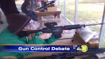 Sheriff Mims joins others in challenging federal gun control