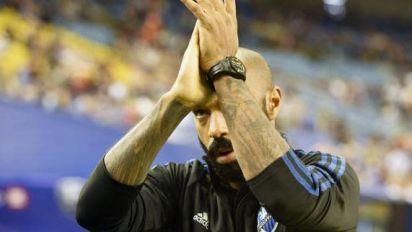 Foot - MLS - Montréal - Le Français Thierry Henry démissionne de son poste d'entraîneur de Montréal en MLS