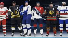 EA Sports unveils new, custom jerseys for Original Six teams in NHL 19