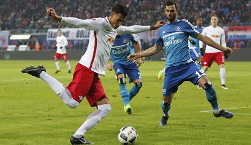 Bundesliga: Selke-Poker: Werder und RB feilschen um Ablöse