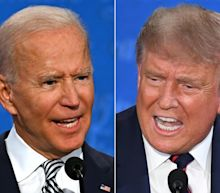 Trump posts altered image of Biden in nursing home while pushing fake conspiracies about his health