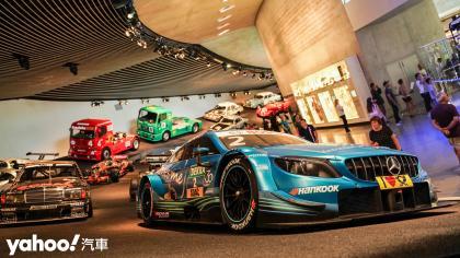 探索Mercedes-Benz賓士博物館!穿越百年工業歷史、見證三芒星的霸業秘辛!