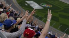 Column: NASCAR's flag ban opens sport to diverse new crowd