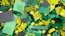 Lego replacing plastic packaging from 2021 amid £310m sustainable drive