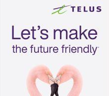 TELUS announces new brand promise: Let's make the future friendly