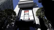 Tokyo Stock Exchange to Resume Trading Friday After Outage