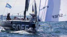 Voile - Solitaire du Figaro - Xavier Macaire: «On repart de zéro» pour la 2e étape de la Solitaire du Figaro