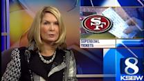 49ers fans in Santa Cruz rush for Super Bowl tickets