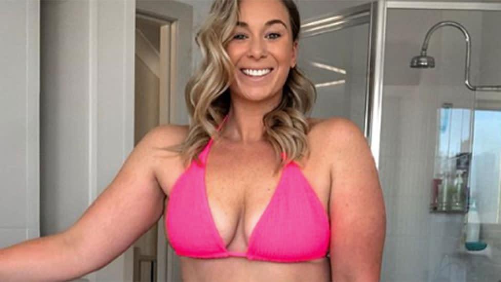 Aussie Instagrammer's realistic bikini shot praised