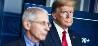 Fauci: Trump absent from task force meetings for months