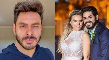 """Rodolffo Rios: """"Não vejo problema em ser conhecido como o ex de Rafa Kalimann"""""""