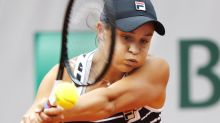 Barty out to enjoy status as Open champion
