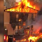 What could have helped control the fire near Fresno State that destroyed 14 homes
