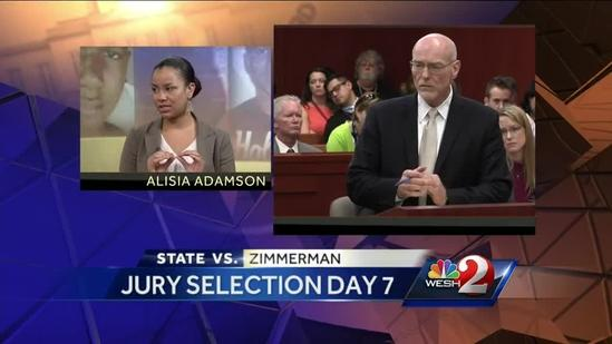Legal analyst talks about pace of jury selection